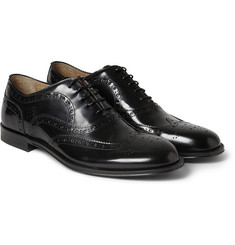 Paul Smith Shoes & Accessories Jacob High-Shine Leather Brogues