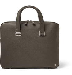 Dunhill Bourdon Leather Briefcase