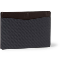 Dunhill Chassis Leather Cardholder