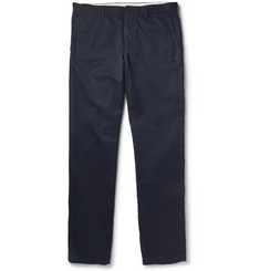 Club Monaco Davis Slim-Fit Cotton-Twill Chinos