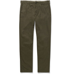 Club Monaco Slim-Fit Cotton-Twill Chinos