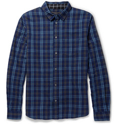 Marc by Marc Jacobs Regular-Fit Check Cotton-Flannel Shirt