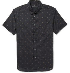 Marc by Marc Jacobs Floral-Print Cotton Shirt