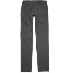 Jil Sander Crinkled Cotton Trousers