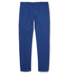 Jil Sander Slim-Fit Stretch-CottonTrousers