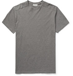 Balenciaga Stamped Cotton-Jersey T-Shirt