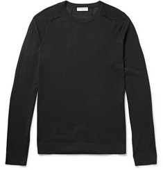 Balenciaga Wool, Silk and Cashmere-Blend Sweater