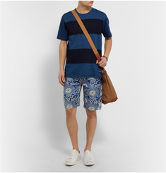 Junya Watanabe Printed-Back Cotton-Jersey T-Shirt