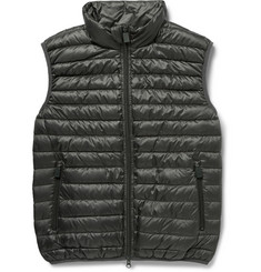 Aspesi Lightweight Down-Filled Quilted Gilet