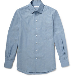 Loro Piana Cotton-Chambray Shirt