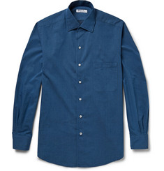 Loro Piana - Cotton And Silk-Blend Shirt