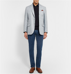 Loro Piana Straight-Leg Denim Jeans