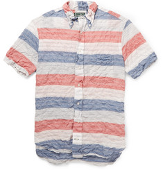 Gitman Vintage Striped Cotton Shirt