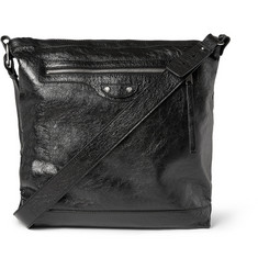 Balenciaga - Creased-Leather Bag