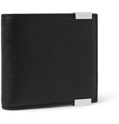 Balenciaga Phileas Grained-Leather Billfold Wallet
