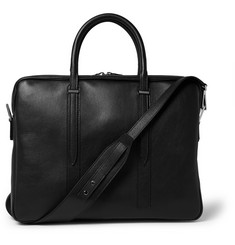 Balenciaga Phileas Leather Briefcase