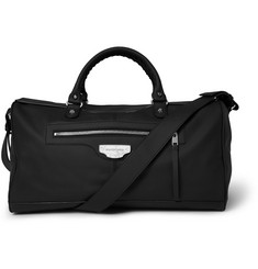 Balenciaga Leather Holdall Bag