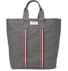Thom Browne Canvas Tote Bag