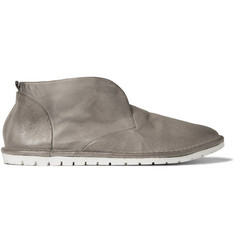 Marsell Washed-Leather Chukka Boots
