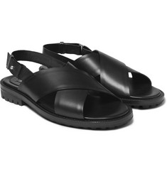 Balenciaga - Leather Sandals