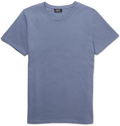 A.P.C. Cotton T-Shirt