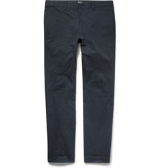 A.P.C. Brushed Cotton-Gabardine Chinos