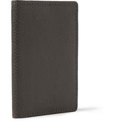 A.P.C. Textured-Leather Billfold Wallet