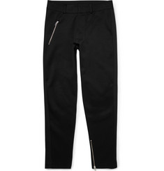 McQ Alexander McQueen Slim-Fit Cotton-Blend Jersey Sweatpants