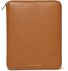 Marc by Marc Jacobs Full-Grain Leather Document Holder