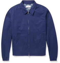 Hentsch Man Cotton Bomber Jacket