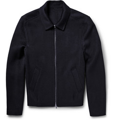 Acne Studios Shay Felted Wool and Cashmere-Blend Jacket