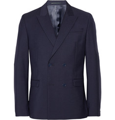 Acne Studios Dixon Double-Breasted Wool-Blend Blazer