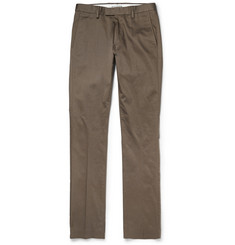 Acne Studios Max Slim-Fit Cotton-Blend Trousers