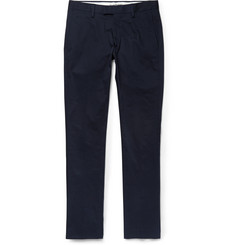 Acne Studios - Max Slim-Fit Cotton-Blend Trousers