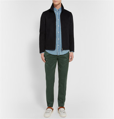 Acne Studios Cone Cotton-Blend Twill Trousers