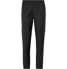 Acne Studios Ryder Slim-Fit Cropped Wool and Mohair-Blend Trousers