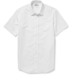 Acne Studios Otis Easy A Cotton-Poplin Shirt