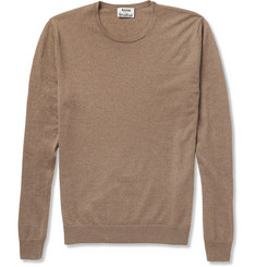 Acne Studios Clissold Fine-Knit Merino Wool Sweater