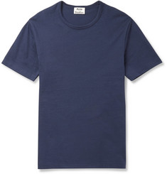 Acne Studios Eddie Cotton-Jersey Crew Neck T-Shirt