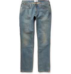 Acne Studios Max Prince Slim-Fit Washed Denim Jeans