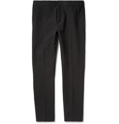 Acne Studios Brady Slim-Fit Cropped Cotton-Blend Trousers