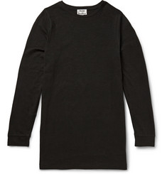Acne Studios Elias Slubbed Cotton-Jersey T-Shirt