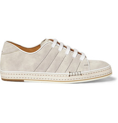 Berluti Playfield Suede Sneakers