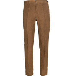 Burberry Prorsum Linen Trousers