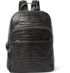 Santiago Gonzalez Crocodile Backpack