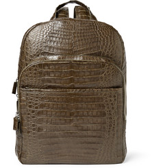Santiago Gonzalez - Crocodile Backpack