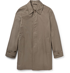 Alfred Dunhill Cotton Rain Coat