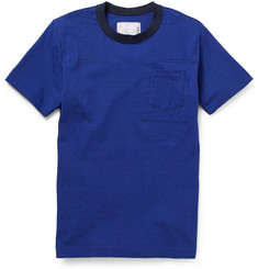 Sacai Cotton-Jersey T-Shirt