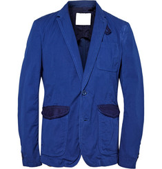 Sacai Unstructured Cotton Blazer