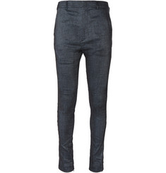 Haider Ackermann Ash Slim-Fit Linen and Cotton-Blend Trousers